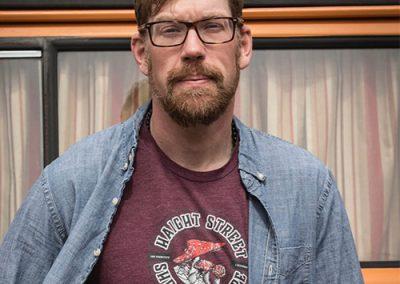 James McConchie